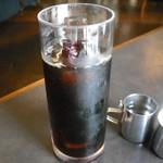 カフェドゥラプレス - アイスコーヒー