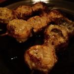 暖炉 - 料理写真:肉刺し