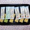 株式会社 つのせ - 料理写真:ピーナツ、アーモンド、ココナツ、和三盆、抹茶、生姜の6種類