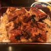 久助 - 料理写真:焼き鳥重 \920