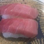 にこにこ寿司 - 料理写真:中トロ