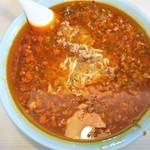 王蘭 - 大盛 担々麺