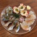 QWAN - 鮮魚のカルパッチョ
