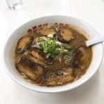 中華そばよねだ - 料理写真:肉入り大