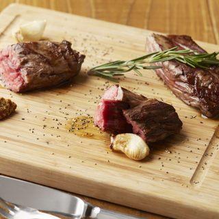 お肉好き必見!絶品『牛ハラミのソテー』