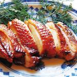 川西の和がや - ツウの間で人気の幻の鶏「百日鶏メニュー」も充実。