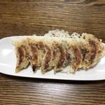美食堂 - 料理写真:餃子