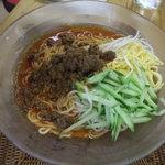 中華そば三丁目 - 冷やしタンタン麺です。(夏季限定です。)