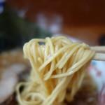 中華そば 吾衛門 - (2018/5月)中華そば 玉ねぎ多めの麺