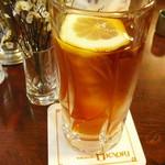 横浜かをり - アイスレモンティー