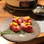 焼肉 あじと - うにく寿司※期間限定