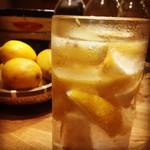 焼肉 あじと - 冷凍レモンサワー