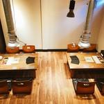焼肉 あじと - 個室も繋げて使用できるので、最大40名前後での宴会も可能です!