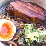 二郎系ラーメン 麺屋 春爛漫 - 煮干 醤油ラーメン(780円)
