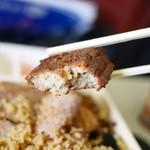 たかべん - 鶏めし弁当 900円