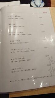 おにく 花柳 - メニュー11