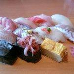 9016271 - おすすめ地魚寿司