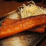 紋別 - 鮭ハラス焼きあ