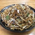 味の珍さん - 料理写真:焼そば 大盛=830円