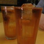 長城飯店 - ウーロン茶