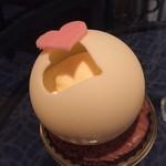 ブラスリーミリー ラ・フォーレ - このチーズケーキが激ウマ(^∇^)♪