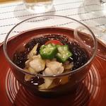 綾 - 口直し ひじき入り冷麺