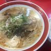 Juusouramentantan - 料理写真:担担ら〜めん¥700と、無料サービスのご飯。