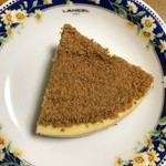 パパジョンズ - ニューヨークチーズケーキ5等分