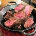 肉バルブッチャーズ 八百八 - ザブトン&サガリ 各180g