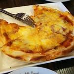 90163965 - 手作りピザ ペパロニマッシュルーム 1000円