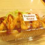 トミー コージー - 7月28日限定のチーズドッグ 350円(税込)【2018年7月】