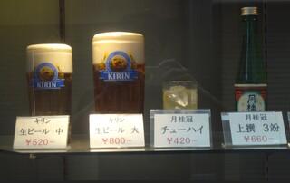 京極スタンド - 店外