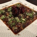 中華ダイニングザイロン - うま辛麻婆豆腐 800円