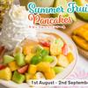 エッグスンシングス - 料理写真:★期間限定★サマーフルーツパンケーキ