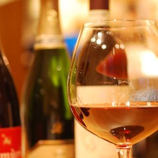 楽しく正しいマリアージュ!ソムリエ厳選、珠玉のワインを堪能*