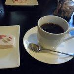 グリル マツモト - ランチに付くコーヒー