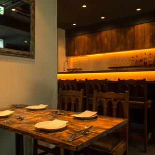 温かなもてなしが魅せる、人に教えたくない隠れ家レストラン