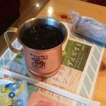 90171656 - 金のアイスコーヒー