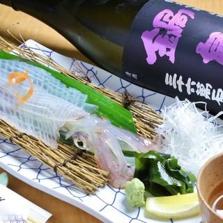 宝祥へ来たら必ず食べてほしい九州の新鮮魚介