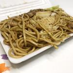 餃子の横綱 - 焼きそば/並350円