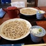 90176949 - 盛り蕎麦(700円/税込み)
