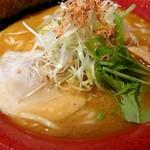 90176996 - スープはなかなか美味しい