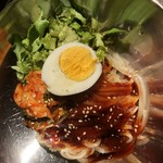 焼肉 近江や - ビビン麺