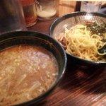 北海道ラーメン 味丸  - つけめんは味噌が最高!