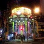 北海道ラーメン 味丸  - ちょうどお祭やってた