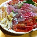 紋 - 料理写真:キトキト~刺し盛り