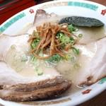 あじ助 - 料理写真:叉焼麺