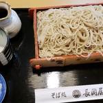 そば処長岡屋 - 料理写真:もりそば並(600円)