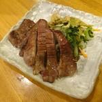 清野太郎 - 牛タン(ハーフ)670円