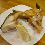 清野太郎 - かんぱちかま焼き580円